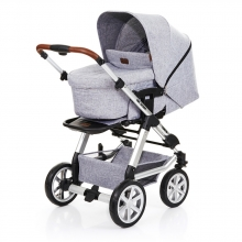 ABC Design Tereno 4 graphite grey Kombikinderwagen