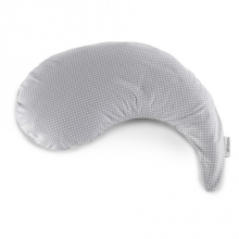 Theraline nursing pillown Yinnie points grey