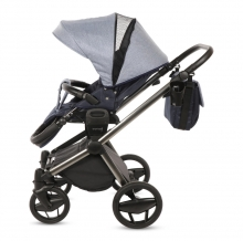 Knorr Life+ pram and pushchai jeansblue - online not available