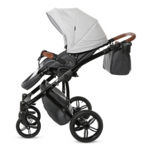 Knorr Ladena pram and pushchair set graphit - online not available