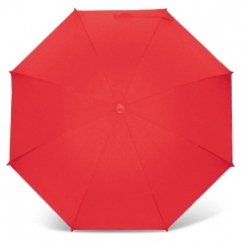 Eisbärchen parasol for prams and strollers with UV protection 50+ red