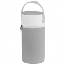 Rotho warming box für bottles white/silver