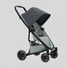 Quinny Zapp Flex Plus buggy graphite on grey / black frame