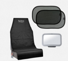 Britax-Römer Protect-Shade-See Bundle