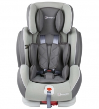 BabyGo Kinderautositz Sira anthracite 9-36kg