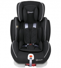 BabyGo child seat Sira black 9-36kg