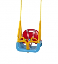BabyGo DoReMi Swing BlueRed