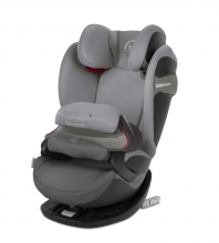 Cybex Pallas S-Fix Manhattan Grey | mid grey