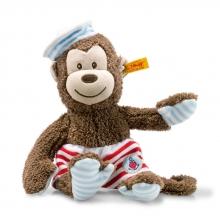 Steiff sailor monkey 241475 brown 26cm