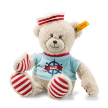 Steiff sailor teddybear 241468 beige 26cm