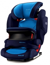 Recaro Monza Nova IS Xenon Blue 9-36 kg