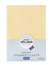 Zöllner Jersey Spannbetttuch 20-banana 70/140