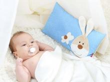 Sigikid 40992 pillow Semmel Bunny