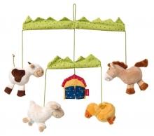 Sigikid 41545 PlayQ mobile barn Kuller Bullerfarm