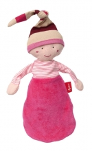 Sigikid 42175 sleeping gnome pink