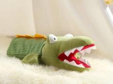 Sigikid 40183 Handpuppe Krokodil
