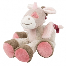 Nattou 987042 mini cuddly toy Jade the unicorn