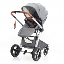 Baby-Plus Air Motion Pure Grey (Melange)