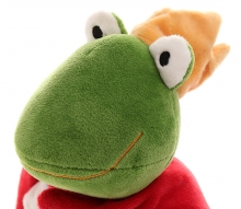 Sigikid 41318 puppet Frog Prince