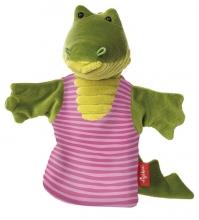 Sigikid 41330 Handpuppe Krokodil