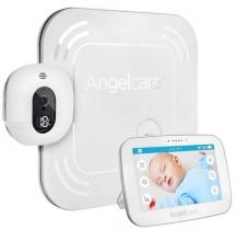 Angelcare® AC517-D Geräusch- und Bewegungsmelder mit Video- Überwachung und Sensormatte
