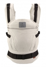 Manduca baby carrier First Belly Button WildCrosses sand
