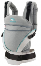 Manduca baby carrier XT grey-ocean
