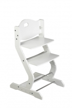 DawOst tiSsi® high chair white