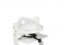 DawOst tiSsi® hoop guard for high chair white