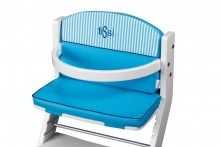 DawOst tiSsi® cushion for high chair turquoise