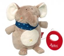 Sigikid 42128 Spieluhr Elefant