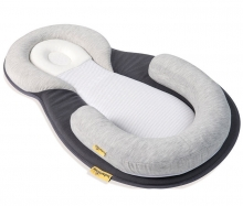Babymoov Cosydream baby support with headrest Smokey