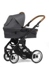 Mutsy Evo Nomad Dark Grey 2018 including carrycot, seat and frame
