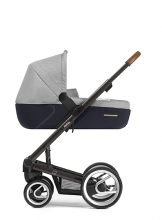 Mutsy I2 Pure Fog 2018 incl. carrycot, seat and frame