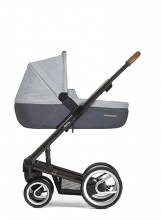Mutsy I2 Pure Cloud 2018 incl. carrycot, seat and frame