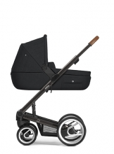 Mutsy I2 Heritage Black 2018 incl. carrycot, seat and frame