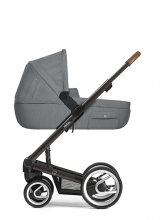 Mutsy I2 Heritage Concrete 2018 incl. carrycot, seat and frame