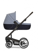 Mutsy I2 Farmer Sky 2018 incl. carrycot, seat and frame