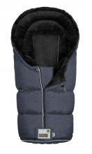 Odenwälder footmuff LO-GO New Woven coll. 18/19
