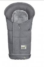 Odenwälder Fußsack Lammy Fashion New Woven Koll. 18/19  titan