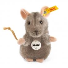 Steiff 056222 mouse Pfiff 10 grey
