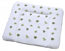 Odenwälder Frottee-Bezug für Wickelauflage 26004 Frosch grün