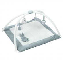 Nattou 879217 Lapidou playmat with activity gym mintgreen