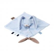 Nattou 321143 comforter Bibou the rabbit