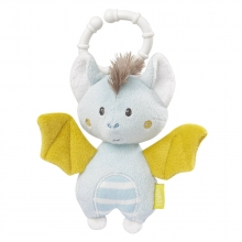 Fehn 065336 mini cuddly toy bat with c-ring Little Castle
