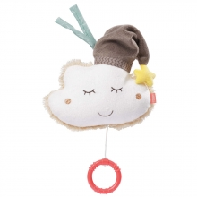 Fehn 060133 musical toy cloud with sleeping hat Bruno