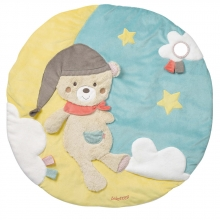 Fehn 060256 3D activity quilt bear Bruno