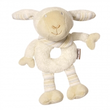 Fehn 154429 ring graspy toy sheep BabyLOVE