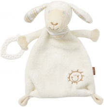 Fehn 154436 comforter sheep with teether BabyLOVE