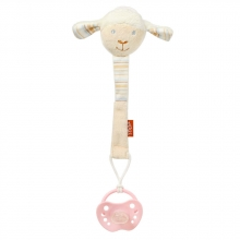 Fehn 154474 pacifier holder sheep BabyLOVE